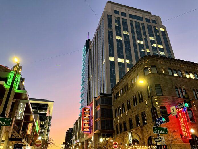 Boise office space
