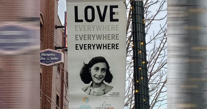Love is Everywhere Boise