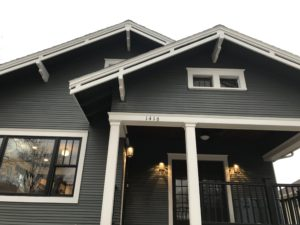 Home sweet relocated home: First of St. Luke's homes saved from demolition in 2018 find new owners