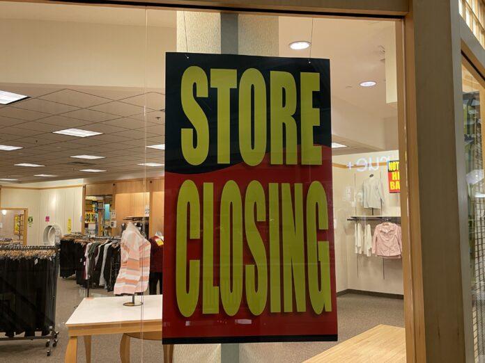 Boise Towne Square closures