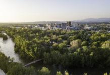 Boise River, Idaho