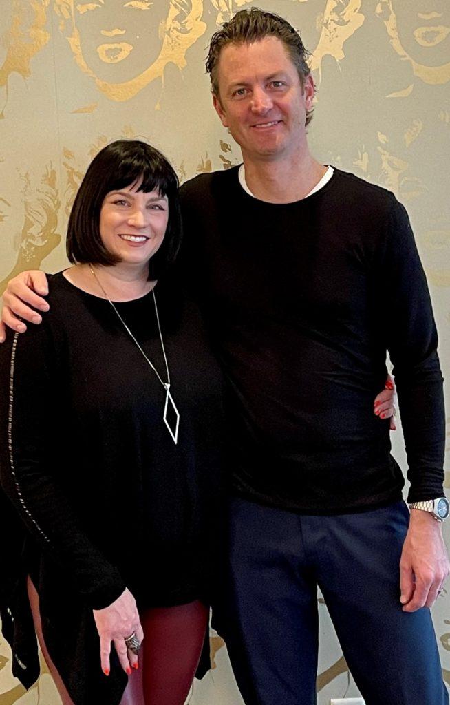 Nathan and Linda Lloyd