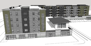 Self-storage, and more apartments planned near Boise Towne Square