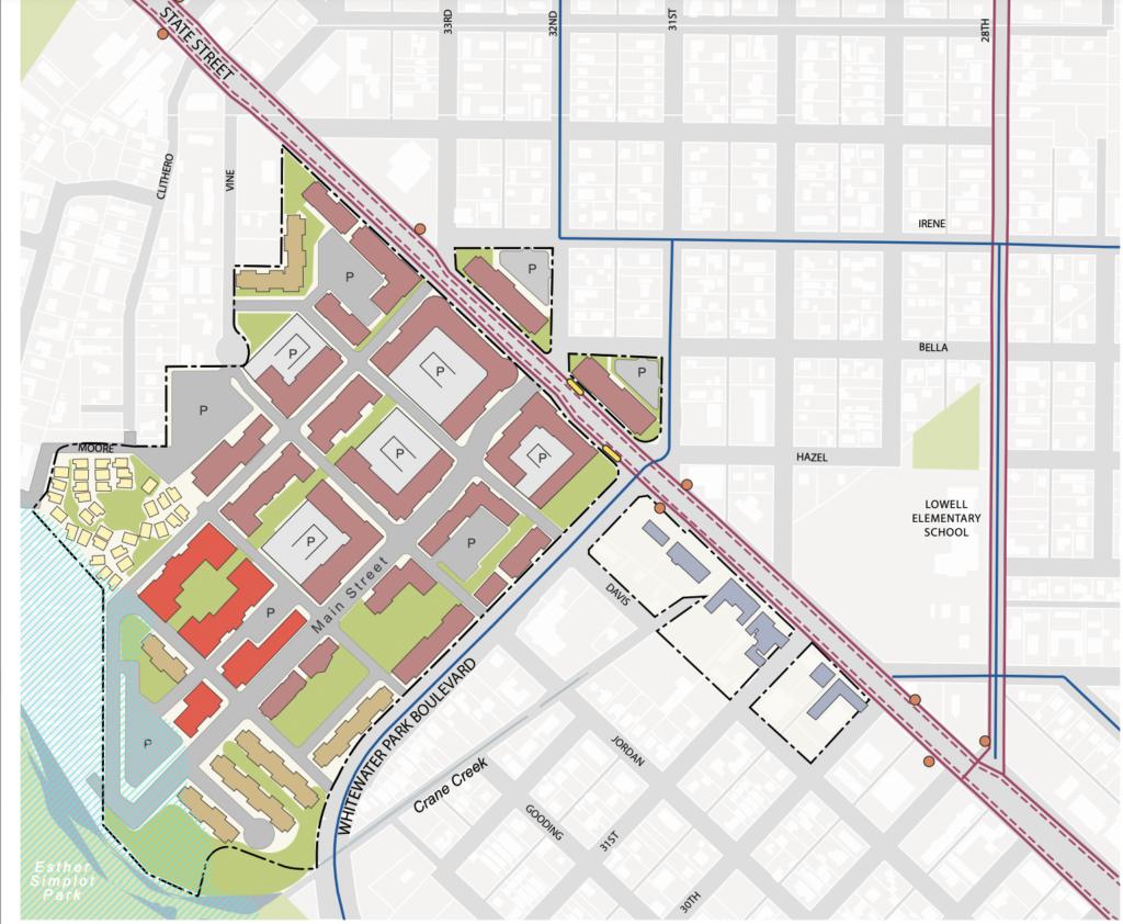 ITD campus plan