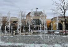 Village at Meridian fountains