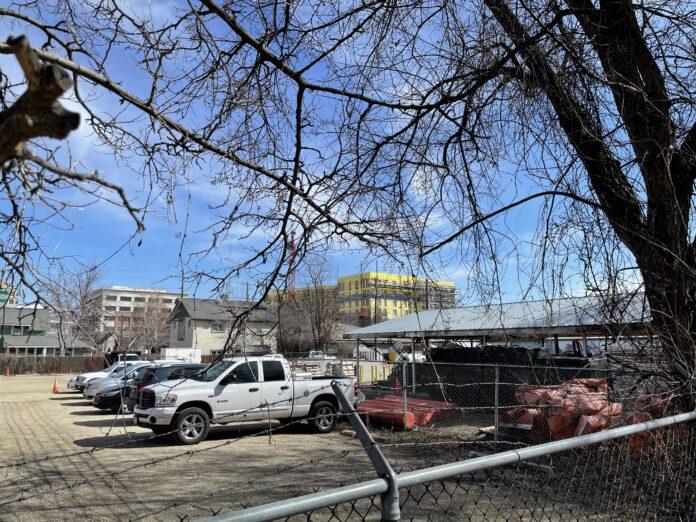 Downtown Boise maintenance yard