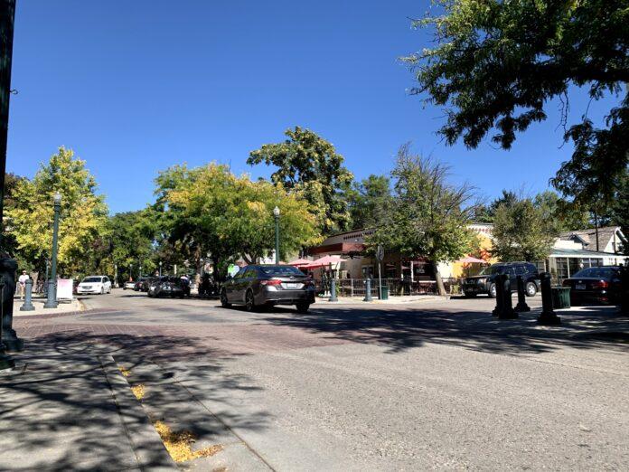 Boise car parking