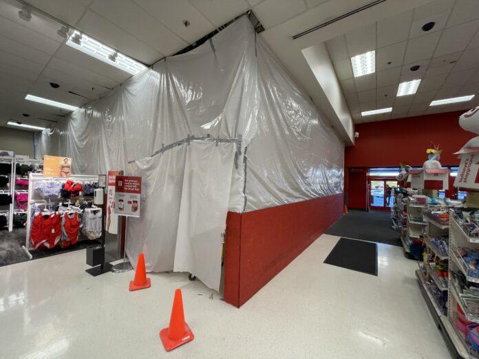 Target Boise remodel
