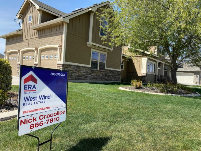 Ada County home prices