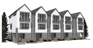 Scaled-down townhome project approved on Boise Bench