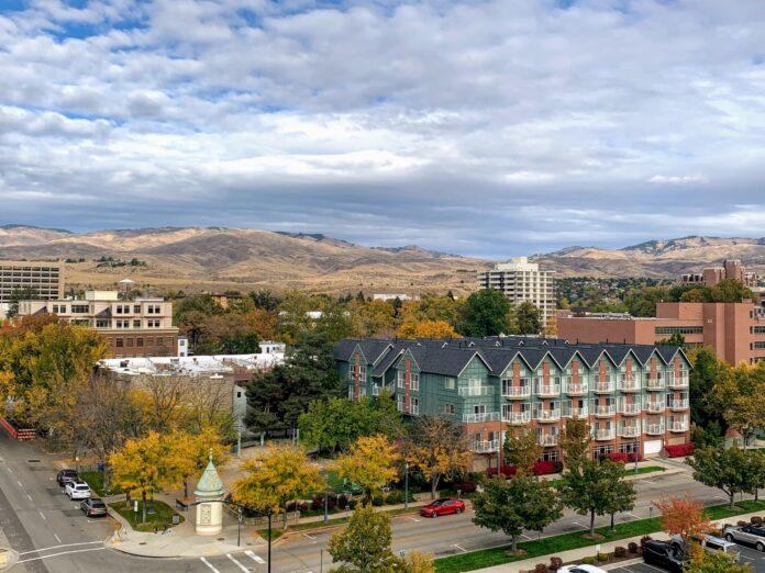 City of Boise housing