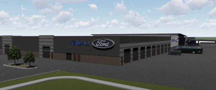 Kendall Ford Meridian