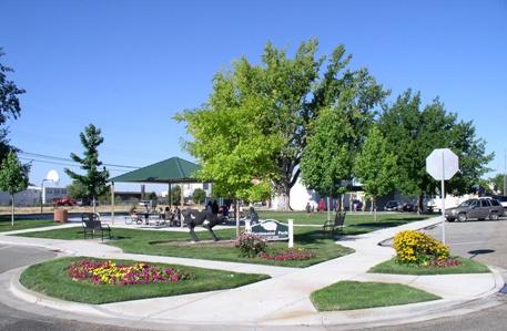 Centennial Park Meridian