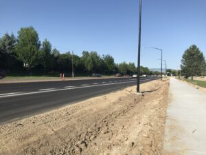Chinden Blvd. saw a major widening project. But one section will stay two lanes, for now