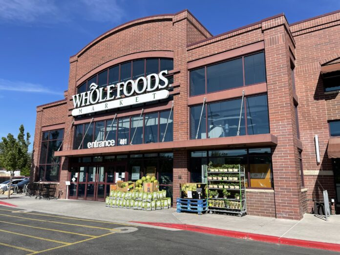 Whole Foods Albertsons
