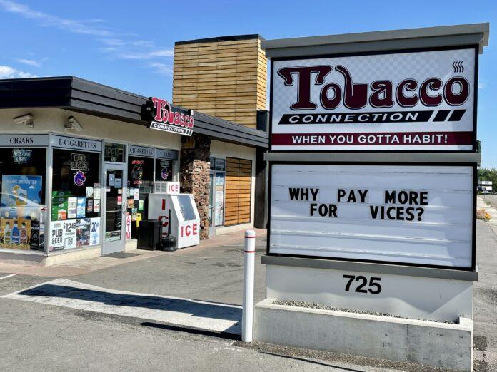 Big Smoke Tobacco Connection