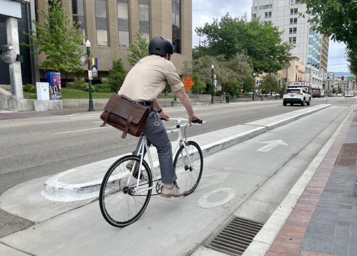 Ada Co. detached bike lanes