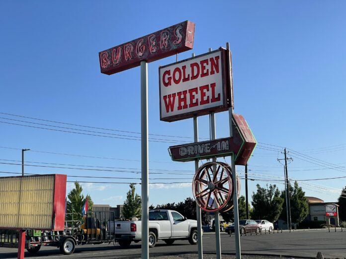 Golden Wheel Closed