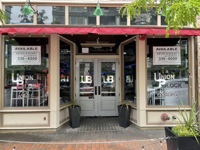 Union Block Bar & Eatery