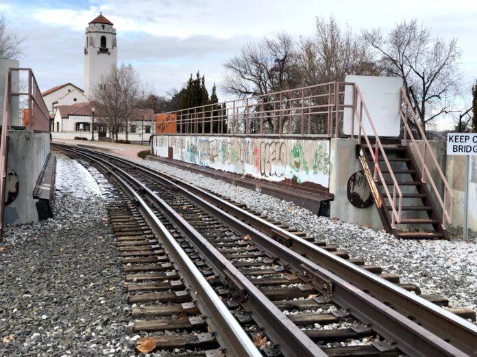 Amtrak Boise