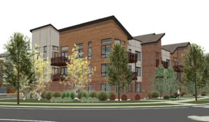 'High-end' apartments will go up along Warm Springs Ave.
