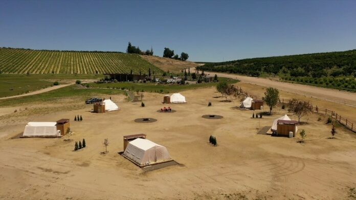 Vino Camping Caldwell