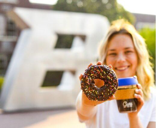 Guru Donuts Boise State