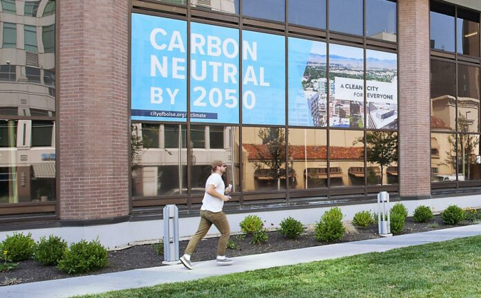 Boise carbon neutral