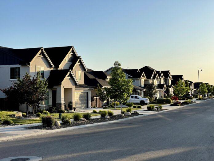 Boise area housing prices