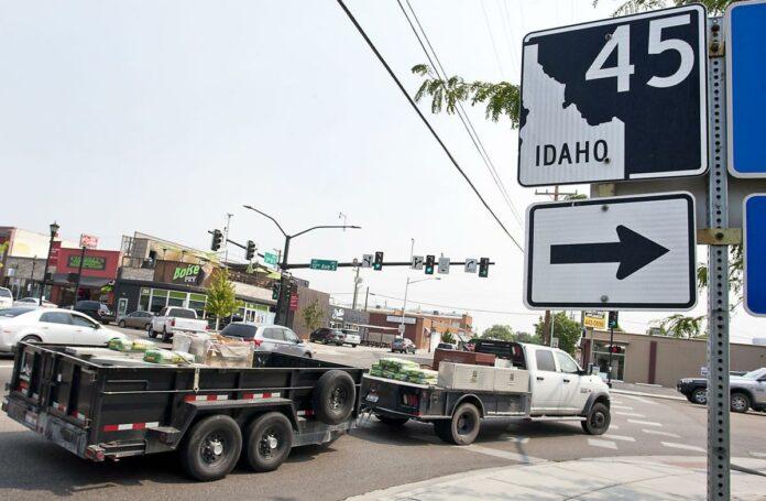 Idaho 45 Nampa