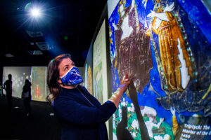 The Louvre. The Met. The… Fiesta Bowl? Boise State's virtual art museum, the Luminary, set to open