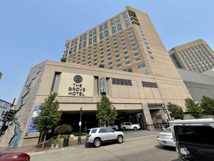 Grove Hotel Boise