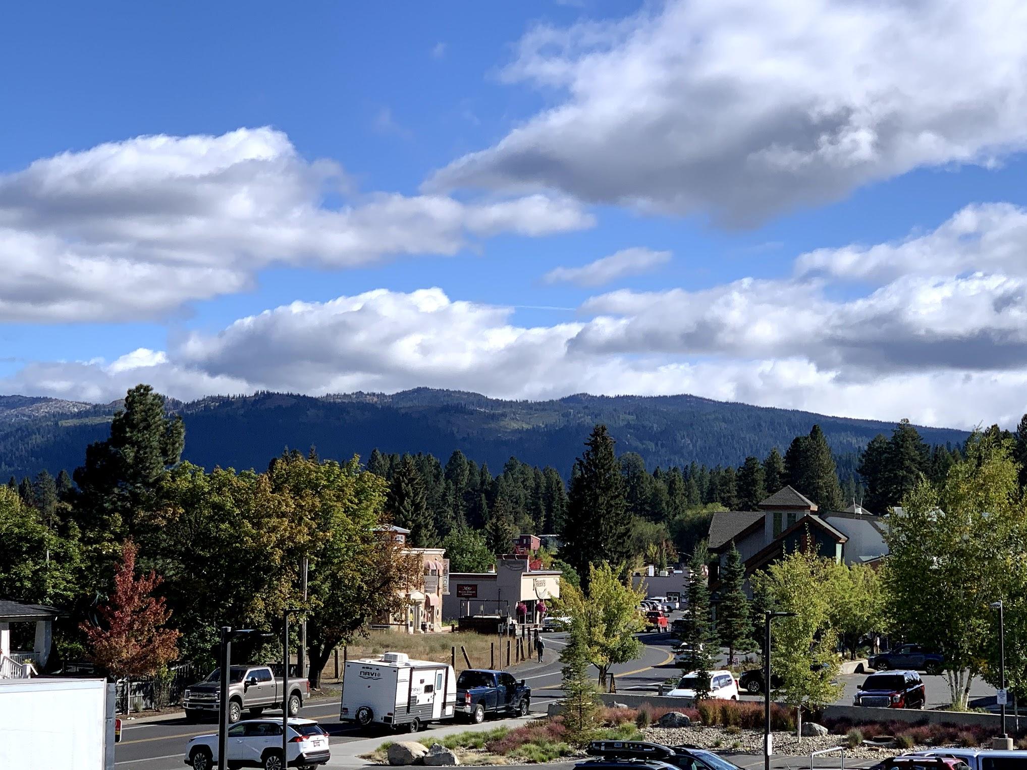 McCall, Idaho - home of Sharlie