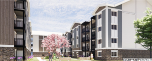 Living at the mall: new details on apartment project on old Sears site