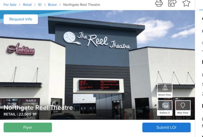 Reel Theatre Northgate