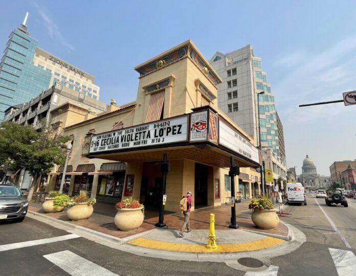 Egyptian Theater Boise