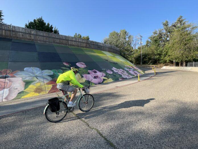 Greenbelt mural