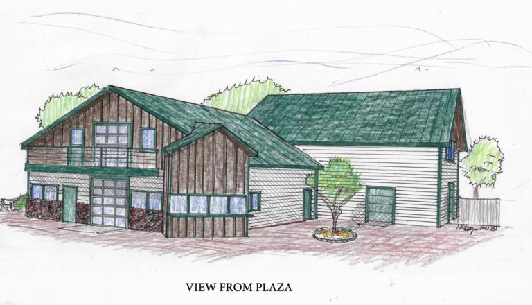 Old Doug's Plaza